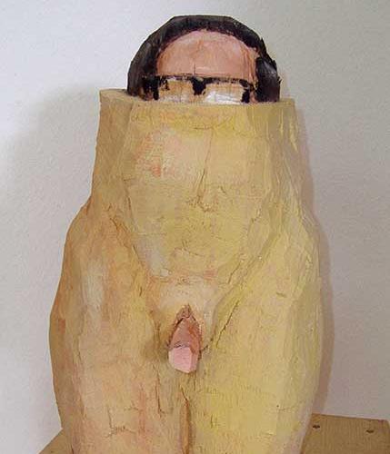 Skulptur von Martin Krammer