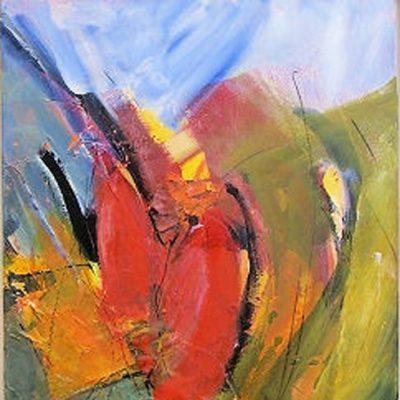mohnblütental,-100-x-80-cm,-acryl-a-lw